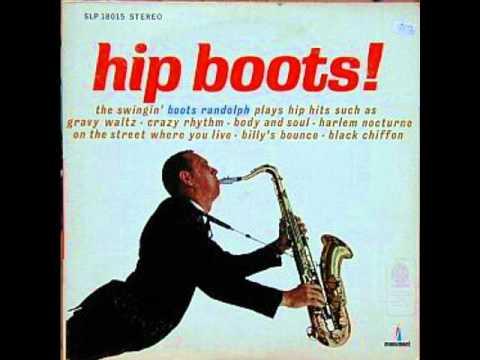 Boots Randolph-Gentle On My Mind