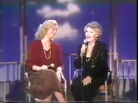 Patti Page, Toni Tennille--Tennessee Waltz Duet, 1980 TV