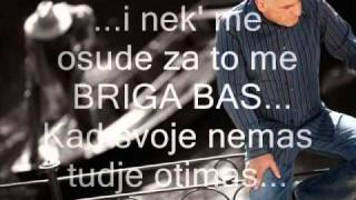 Željko Samardzić feat Miligram - Zato kradem