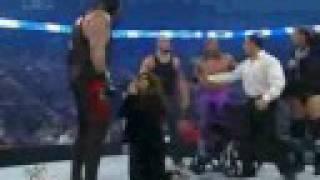 Undertaker Returns to WWE Smackdown!!!!!