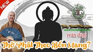 Có Cần Chọn Vị Phật Theo Bổn Mạng? (vấn đáp) - Thầy Thích Pháp Hòa
