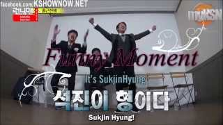 Ji Suk Jin - Funny Moment ♥ Running Man
