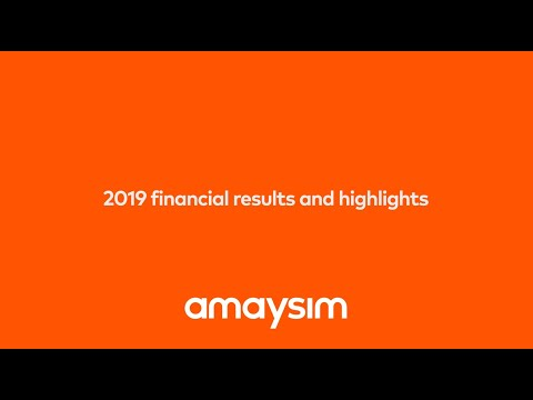 amaysim 2019 financial results & highlights