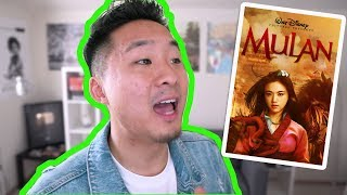 WILL DISNEY'S NEW MULAN MOVIE BE BAD FOR ASIANS? // Fung Bros