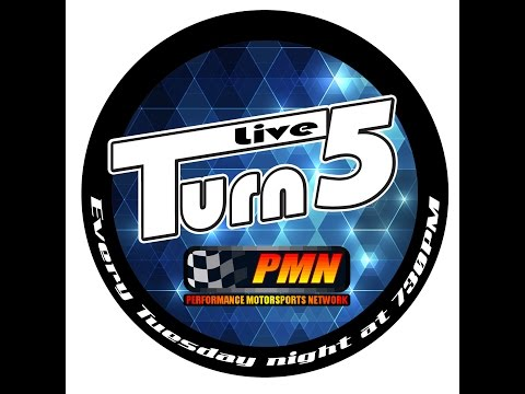 Turn 5 Live PMN Episode 069 Mike Emhof & Bryce Davis