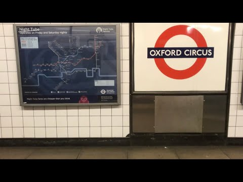 *Full Journey* London Underground Victoria Line (Walthamstow Central to Brixton)