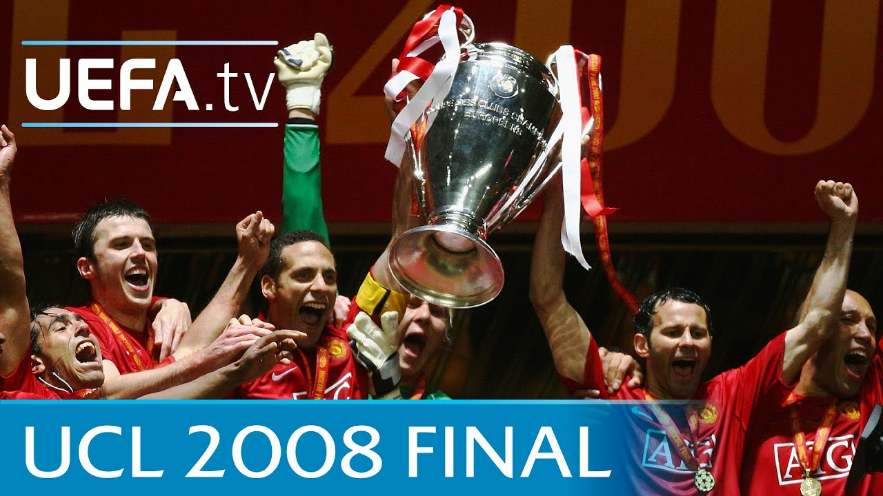 Download Manchester United v Chelsea: 2008 UEFA Champions League final highlights