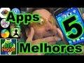 #073 - Os 5 melhores aplicativos para Android - #A19-107