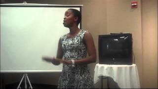 Tumelo Khoza   Poem from South Africa   Au Pair Sis