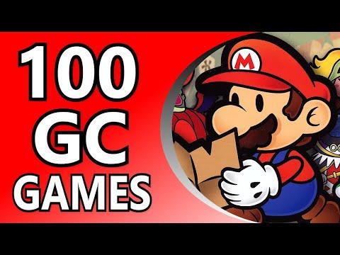 Top 100 GameCube Games (Alphabetical Order)