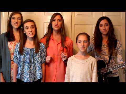 Kiss You- One Direction Cover By Gardiner Sisters