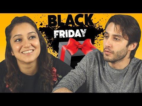 Gençlerin Tepkisi: BLACK FRIDAY