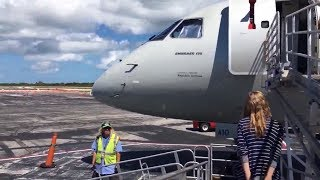 American Airlines E175 Miami to Key West (Full Flight)