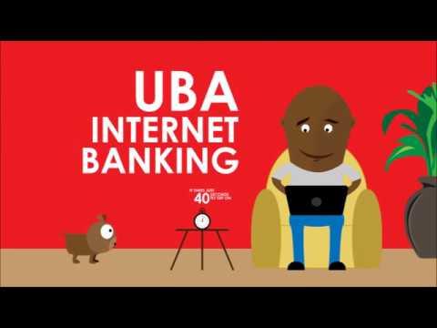 UBA Internet Banking How To Enrol