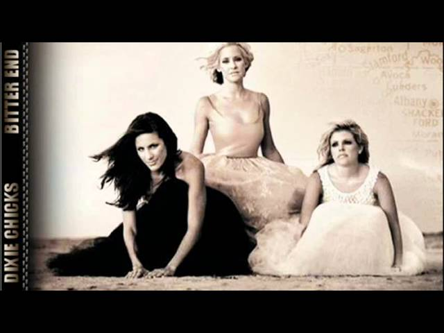 """dixie chicks the bitter backlash The political insider maines appears to be a little bitter due to her and the dixie chicks careers coming to a """"the backlash over that comment."""