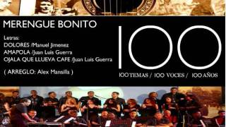 MERENGUE BONITO 100 Tema-100 Voces-100 Años.wmv