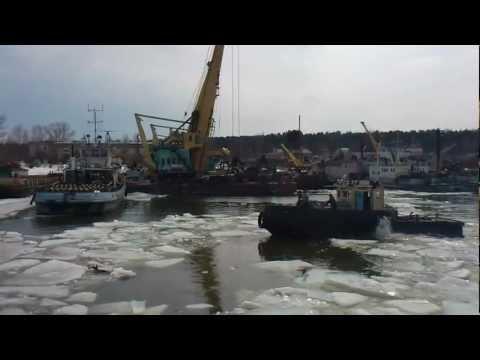 видео: РБТ обкалывает суда