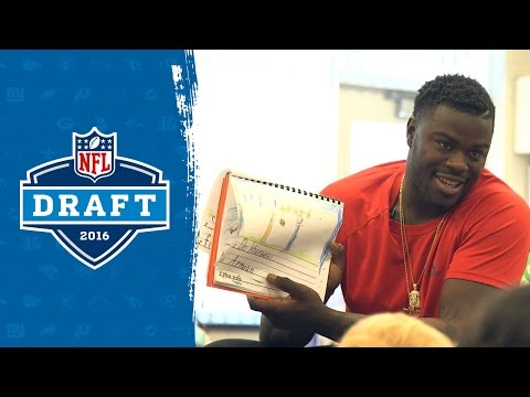 Shaq Lawson (Clemson, DE): From Humble Beginnings to the Big Stage | 2016 Draft Diary Pt. 1 | NFL