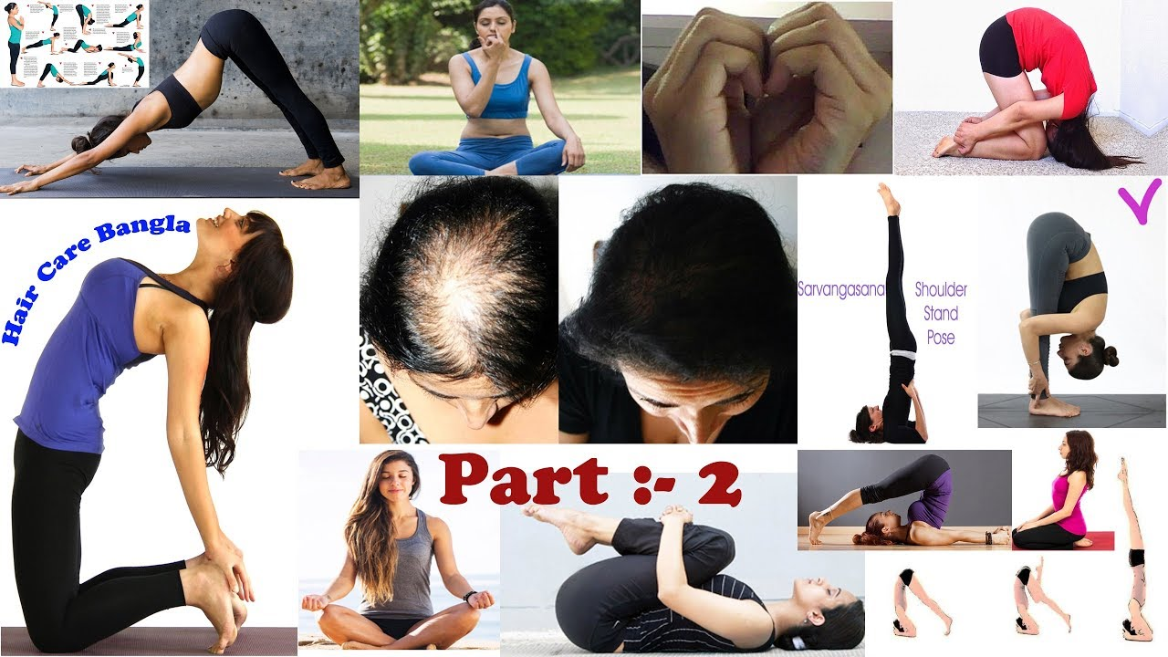 picture What Are the Best Hairstyles for Yoga