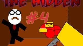 Roblox The Hidden [Episode 4] The Scent of the Hidden