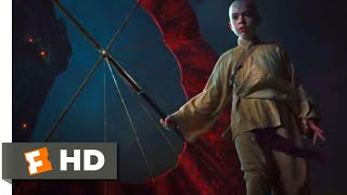 The Last Airbender (2010) - The Blue Spirit Fight Scene (3/10) | Movieclips