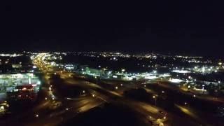 DJI Mavic Pro , Amazing nightime flight !