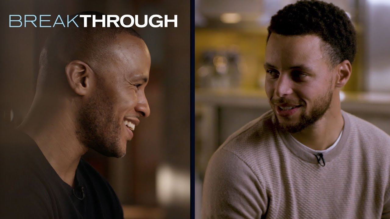 Breakthrough | A Conversation with Executive Producer Stephen Curry & Producer DeVon Franklin