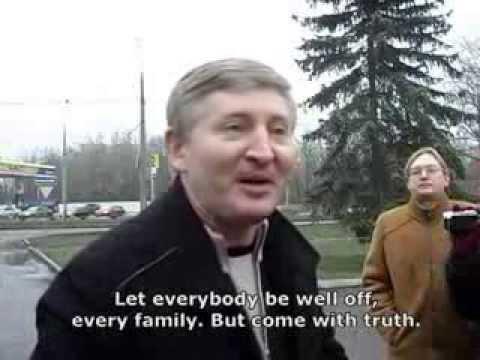 Rinat Akhmetov meets