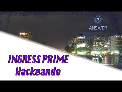 Ingress prime: hackeando - YouTube