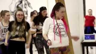 Открытый урок DanceHall by Dakota