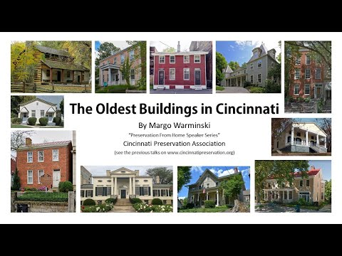 Oldest Buildings of Cincinnati
