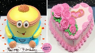 2+ Creative Cake Decorating Ideas | Amazing Cake Decorating Tutorials by Cake Cake for beginners
