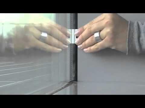 Video Abz raamdecoratie Perfect fit