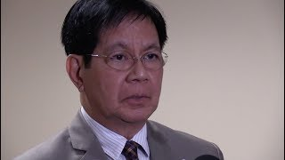 Lacson: 20 - 30% of budget goes to corruption due to pork barrel