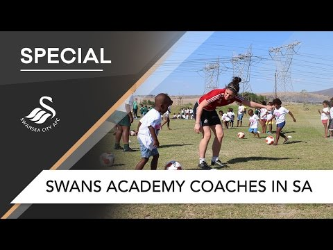 Swans TV - Swans Academy Coaches in SA
