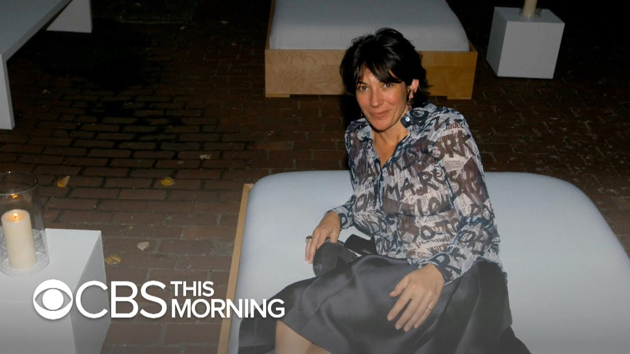 Alleged Jeffrey Epstein accomplice Ghislaine Maxwell being held at ...
