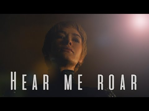 (GoT) House Lannister    Hear Me Roar