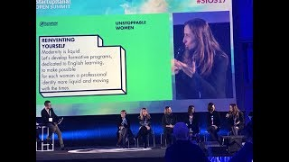 U-earth at StartupItalia Open Summit 2017