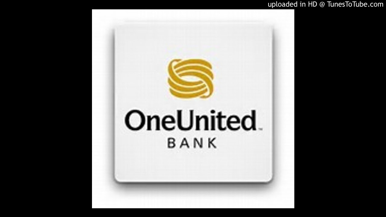 BankBlack: One United Bank Still Going Strong. Founded In 1968 And Still Going Strong..