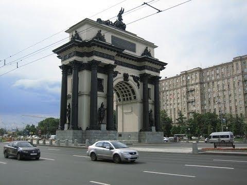 Москва, Парк Победы на Поклонной  горе 2013 год
