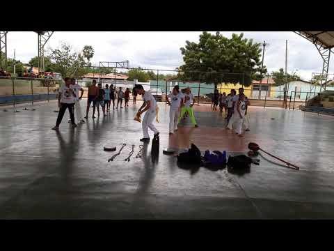 Projeto Social - Com a Participação da Capoeira em Jaguarão
