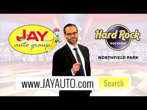 The Jay Auto Group & Hard Rock Rocksino Northfield Park
