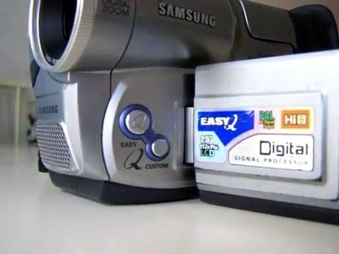 videoc mara samsung scl 700 8mm hi 8 youtube rh youtube com Samsung Galaxy Phone Manual Straight Talk Samsung Galaxy S4