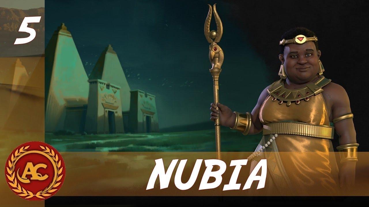 Civilization 6 - Nubia Immortale #5 (Gameplay ITA)
