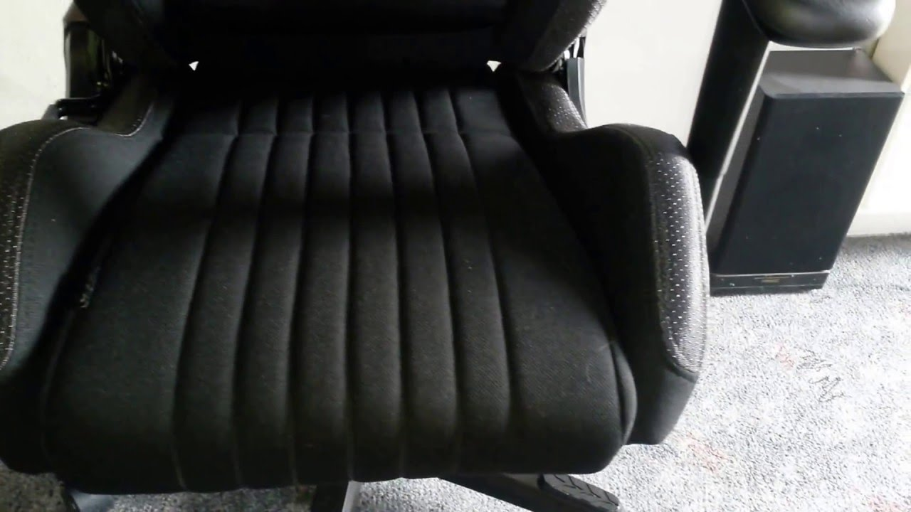 dxracer chair cover big man leather lift drifting df91 gaming black youtube