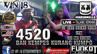 Download DJ UDIN MENGGILA || VIN 18 TERBARU 2020 || 4520 TALANG KEMANG DI GUNCANG ABIIS