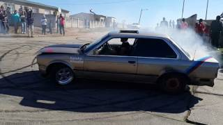 Drifting - spinning, donuts SA
