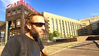 Walking Through the Streets of Yerevan, Capital of Armenia