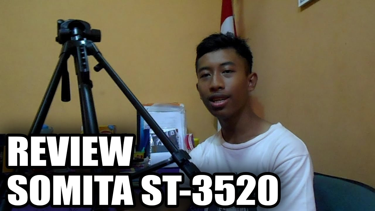 Review Tripod Somita St 3520 Youtube 3110