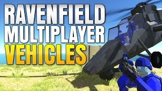 Ravenfield Multiplayer Vehicles
